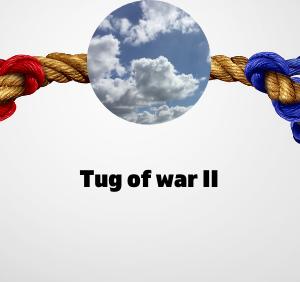 Tug of war II- Trumped and forbidden